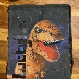 Costume dinosaurs